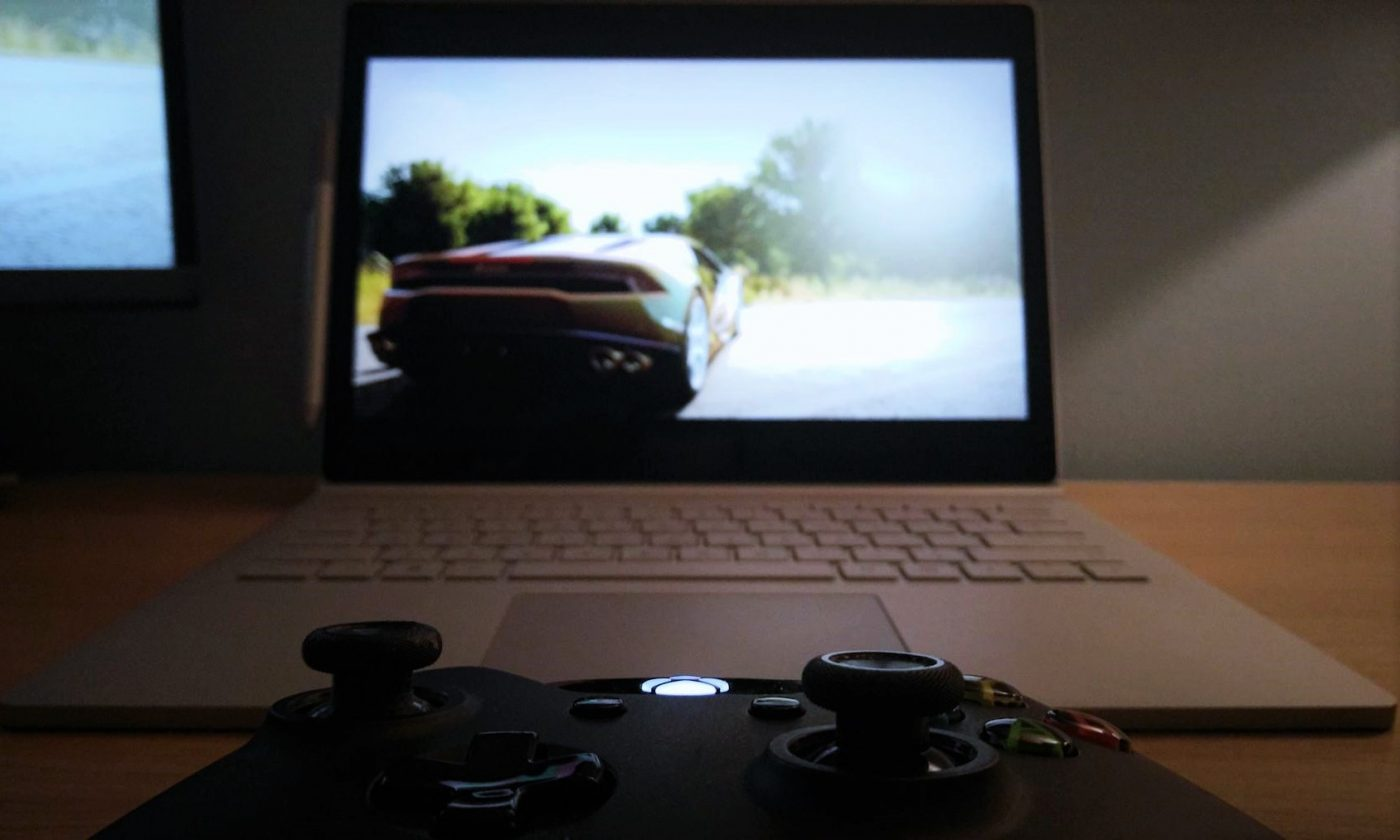 Forza Horizon 2 Xbox One streaming on Surface Book The Bamboo Tales