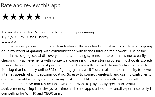 XBOX App Windows 100 review the bamboo tales