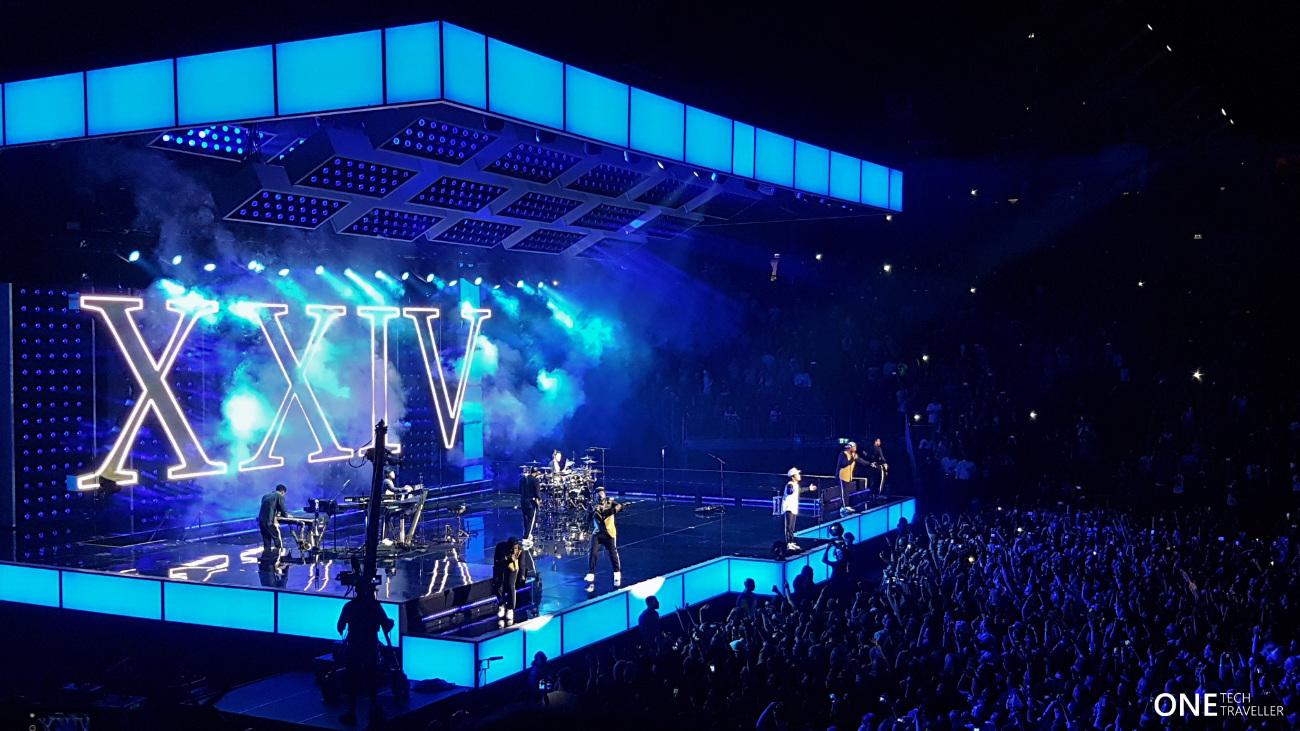 Bruno Mars Review >> Bruno Mars XXIV 24K Magic Tour onetechtraveller | One Tech Traveller
