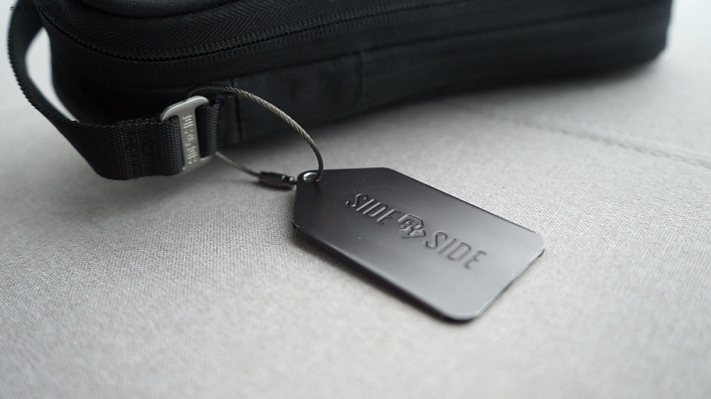 THE POWER PACKER REVIEW ONE TECH TRAVELLER SIDEBYSIDE TAG