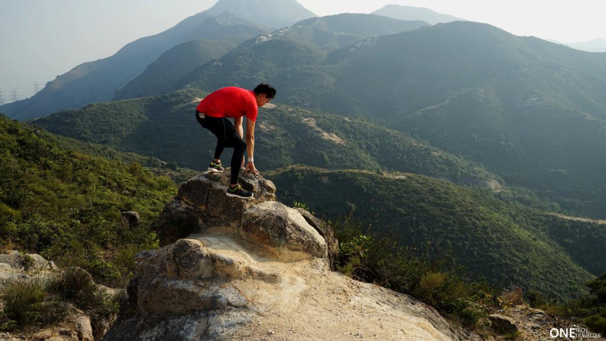 KYDRA ESSENTIAL TEE REVIEW ONE TECH TRAVELLER HIKING HONG KONG