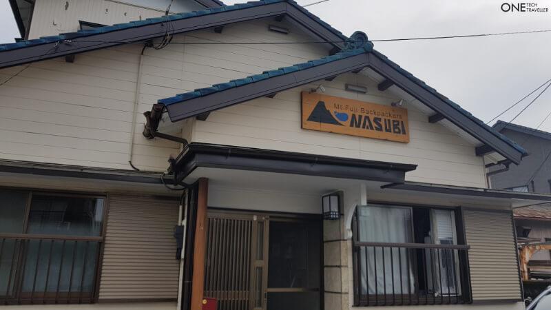 NASUBI MT FUJI BACKPACKERS ONE TECH TRAVELLER REVIEW