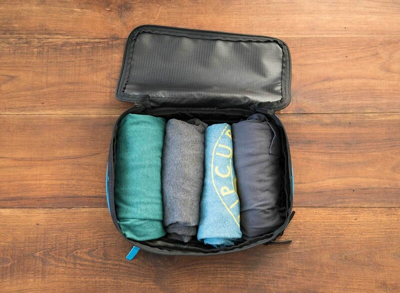 NOMATIC COMPRESSION PACKING CUBE ONE TECH TRAVELLER