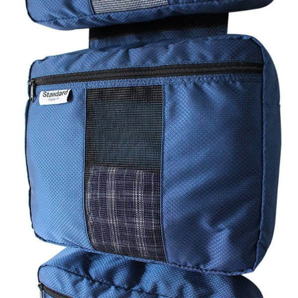 GARMENT PACKING CUBE COLLECTION ONE TECH TRAVELLER STANDARD LUGGAGE