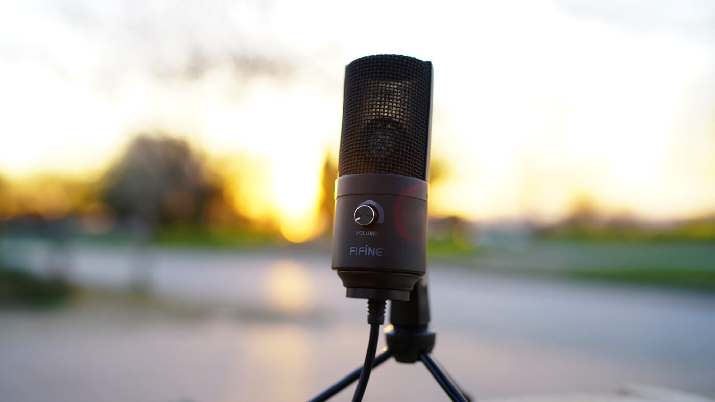 FIFINE K669 MICROPHONE REVIEW ONE TECH TRAVELLER HERO