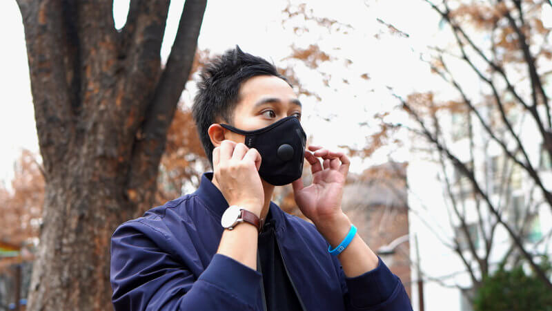 AIRINUM MASK 2.0 REVIEW ONE TECH TRAVELLER LIFESTYLE