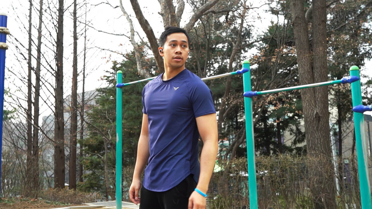 SQUAT WOLF LIMITLESS SHIRT REVIEW ONE TECH TRAVELLER HERO