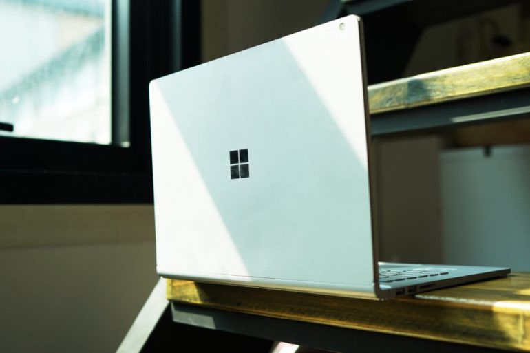 SURFACE BOOK 5 YEAR REVIEW ONE TECH TRAVELLER HERO
