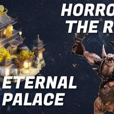 LAST DIGEST ETERNAL PALACE SKIN ONE TECH TRAVELLER HERO