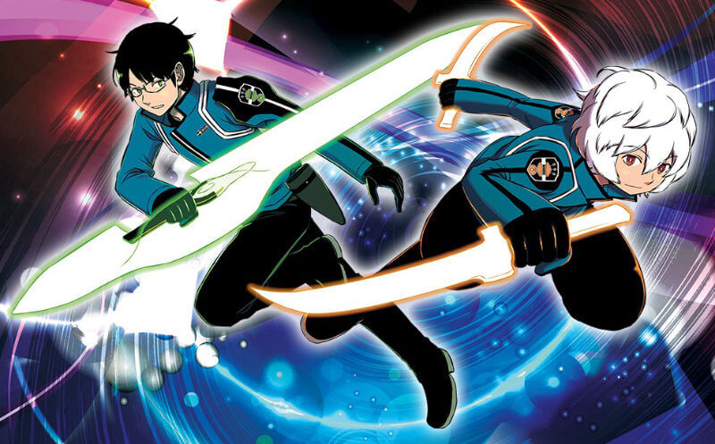 WORLD TRIGGER SEASON 1 REVIEW ONE TECH TRAVELLER HEROv