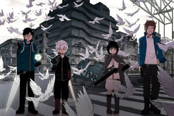 WORLD TRIGGER SEASON 1 REVIEW ONE TECH TRAVELLER HERO