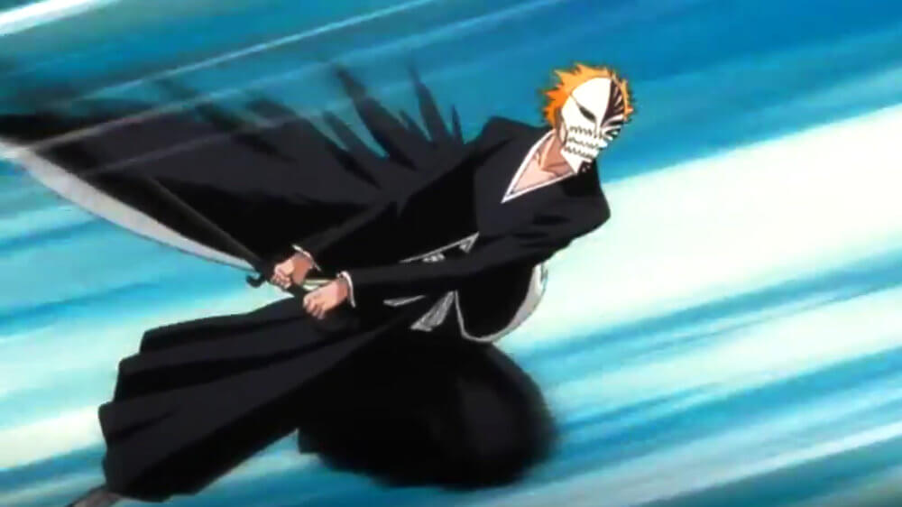 BLEACH NEW CAPTAIN ARC REVIEW ONE TECH TRAVELLER VIZARD